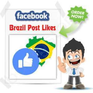 Buy Brazil Facebook Post Likes