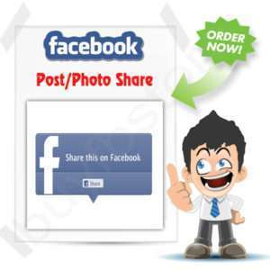 Facebook Post/Photo Share