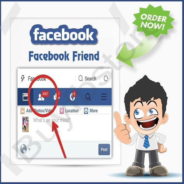 Buy Facebook Friend
